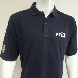 PFOA-Blue-Polo-Shirt
