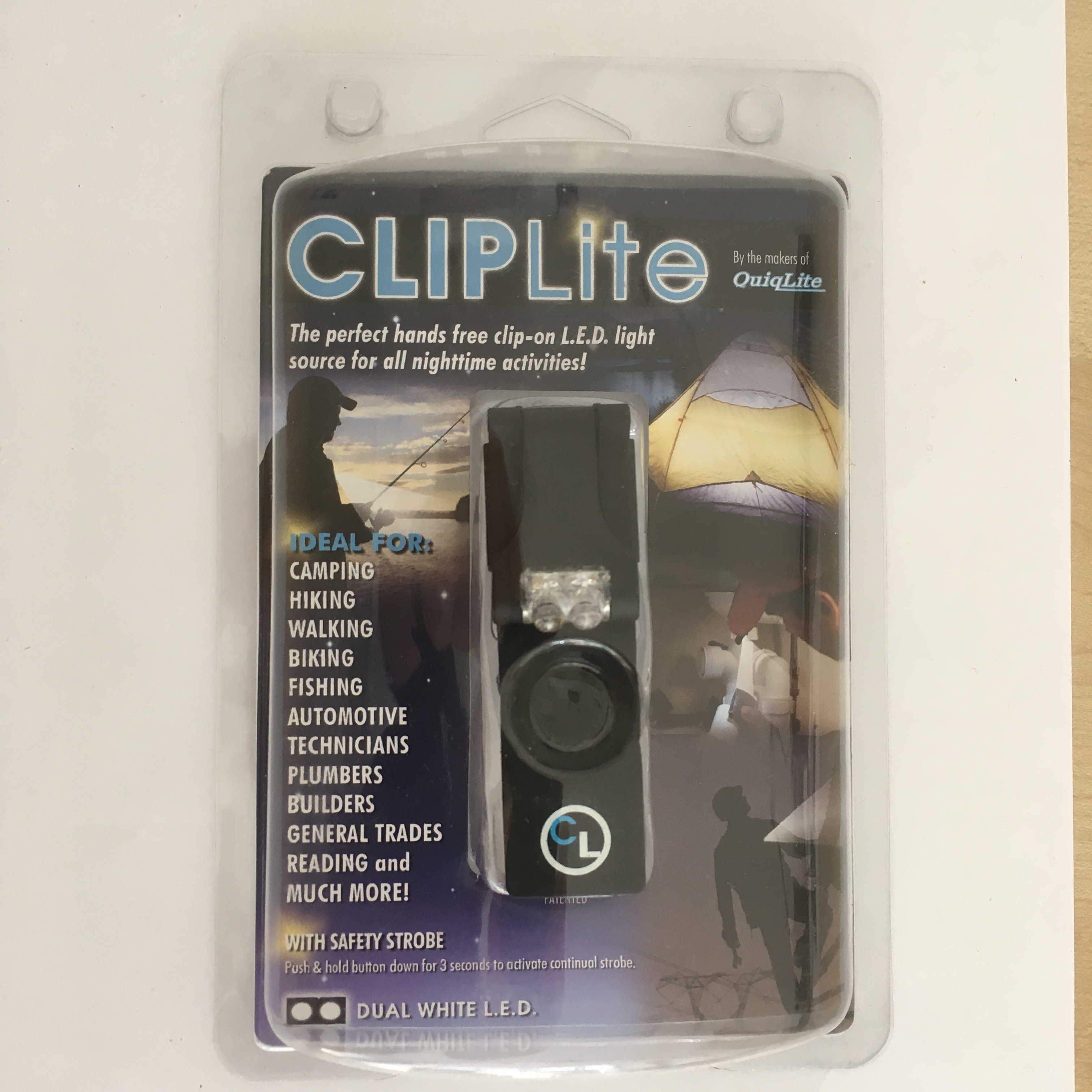 Quiglite-Cliplite-Torch